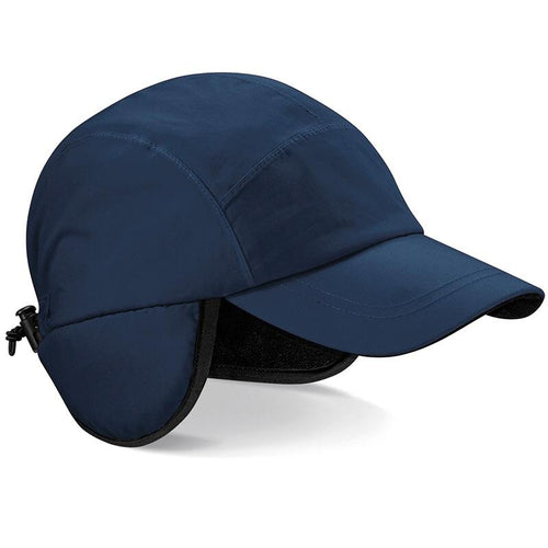 Rural Apparel Mountain Style Outdoor Cap Navy - BrandClearance