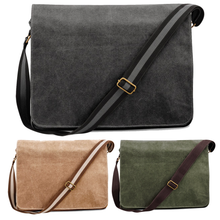Load image into Gallery viewer, Adonis & Grace Vintage Canvas Dispatch Bag