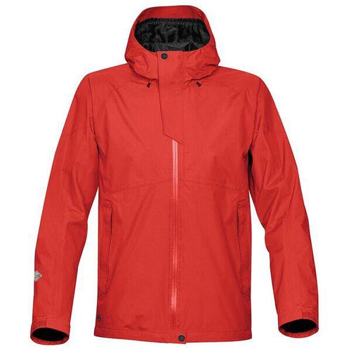 StormTech Lightning Winter Shell Jacket ST164 Red-Custom Teamwear