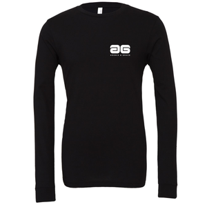 Adonis & Grace Summer Long Sleeve Jersey Black-Custom Teamwear