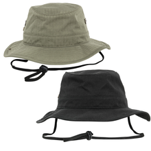 Load image into Gallery viewer, Flexfit Premium Angler Cargo Hat YP074