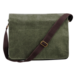 Adonis & Grace Vintage Canvas Dispatch Bag