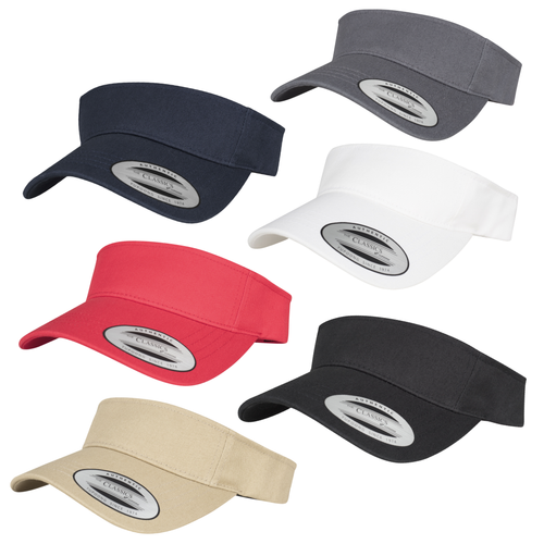Flexfit Curved Visor Cap Summer YP060-Custom Teamwear