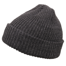 Load image into Gallery viewer, Flexfit Rib Wooly Beanie Hat YP066
