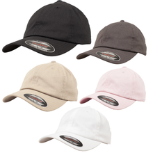 Load image into Gallery viewer, Flexfit Cotton Twill Dad Cap YP055-Custom Teamwear