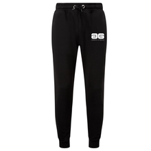 Load image into Gallery viewer, Adonis & Grace Slim Fit Mens Training Jog Pants Black-Custom Teamwear