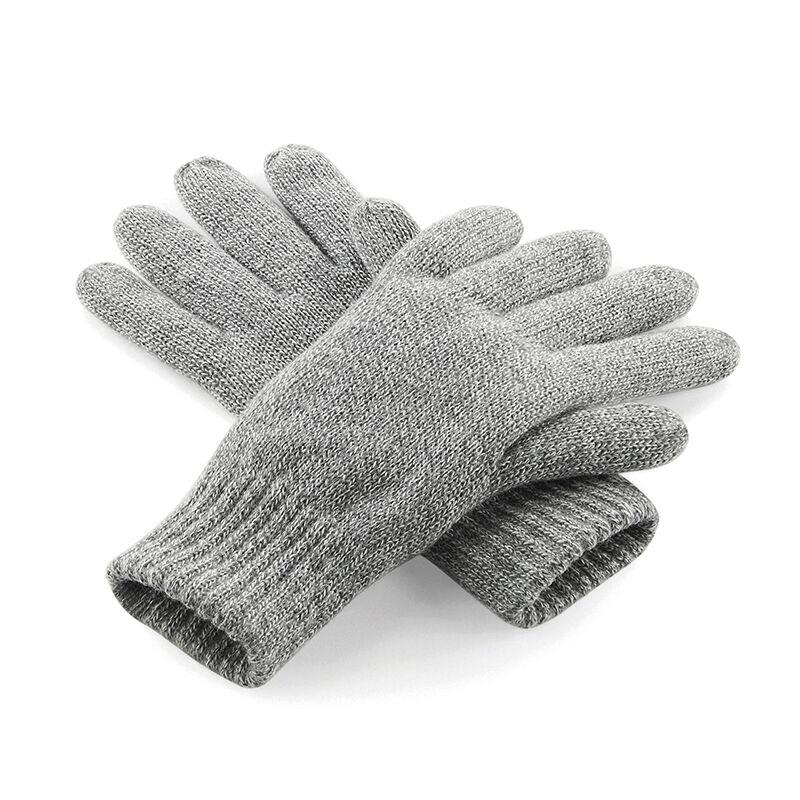Adonis & Grace Thinsulate Winter Thermal Gloves Grey - BrandClearance
