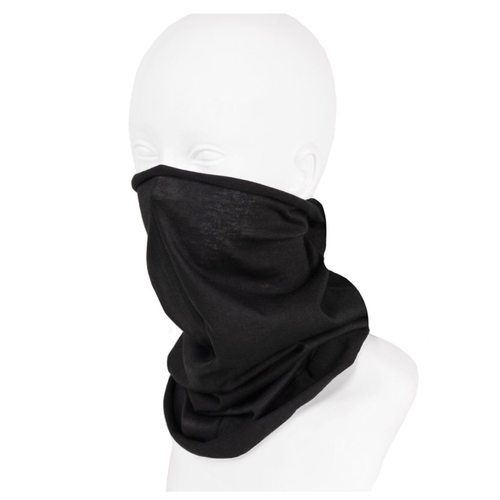Adonis & Grace Snood Face Covering Black-Custom Teamwear