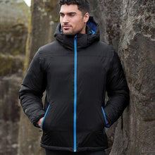 Load image into Gallery viewer, StormTech Black Ice Thermal Winter Jacket Black Dolphin ST168-Custom Teamwear