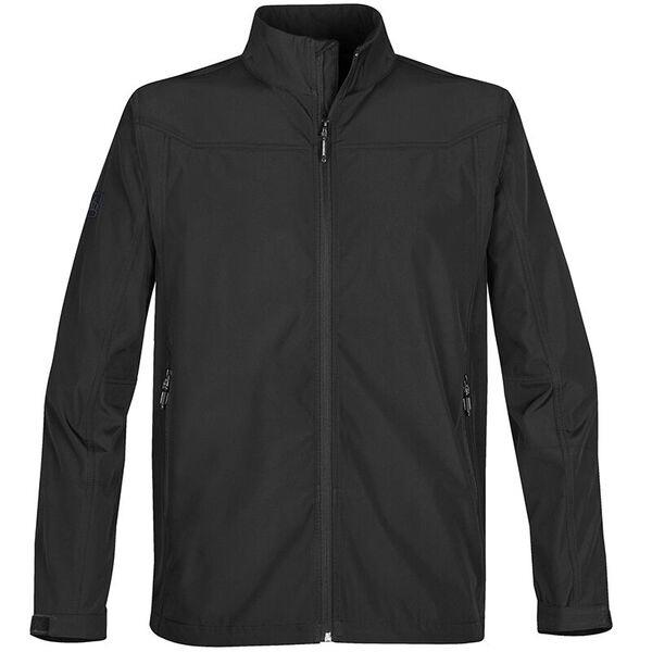 StormTech Endurance Softshell Jacket ST161 Black-Custom Teamwear