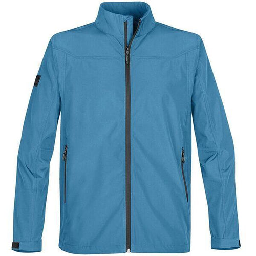 StormTech Endurance Softshell Jacket ST161 Electric Blue-Custom Teamwear