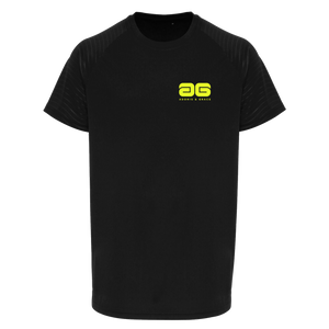 Adonis & Grace Mens Embossed Training T-Shirt - BrandClearance