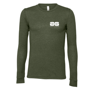 Adonis & Grace Summer Long Sleeve Jersey Military Green