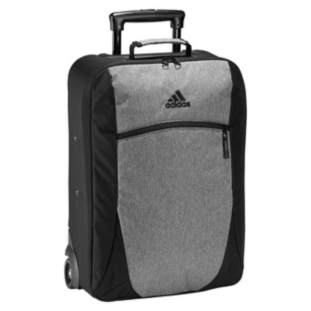 Adidas Luxury Sports Travel Carry On Suitcase AD191 - BrandClearance
