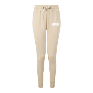 Adonis & Grace Fitted Slim Joggers Nude-Custom Teamwear