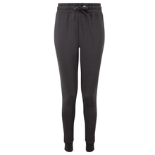 Load image into Gallery viewer, Tri Dri Ladies Fitted Slim Jog SweatPant TR055 Black-Custom Teamwear