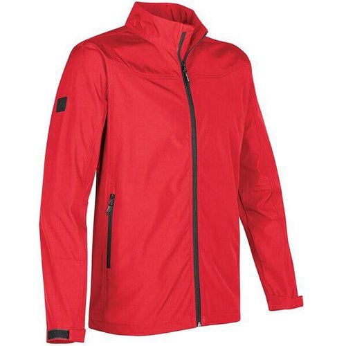 StormTech Endurance Softshell Jacket ST161 True Red-Custom Teamwear