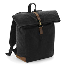 Load image into Gallery viewer, Adonis & Grace Heritage Waxed Canvas BackPack