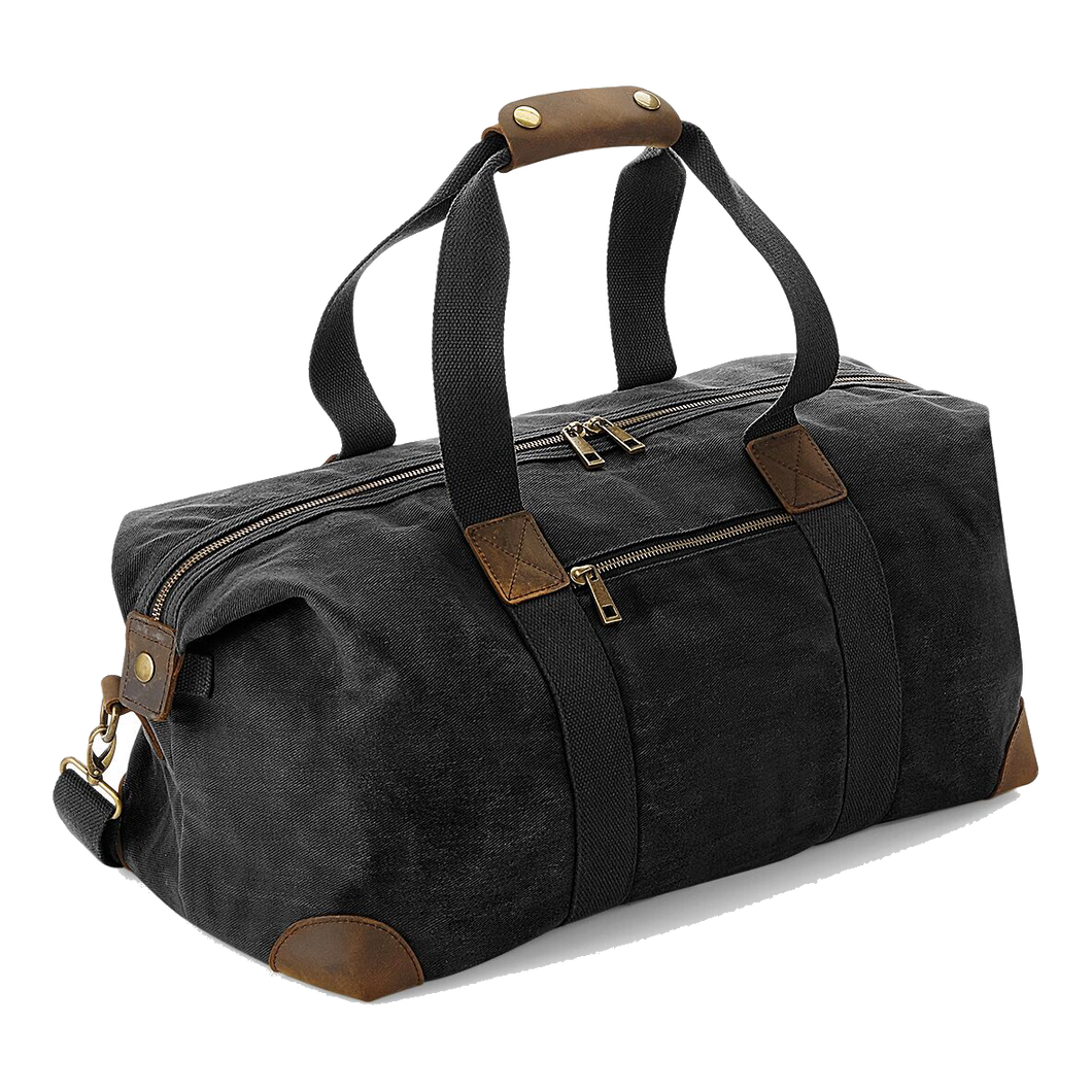 Adonis & Grace Luxury Heritage Classic Waxed Holdall