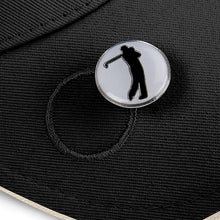Load image into Gallery viewer, Beechfield Pro Style Golf Cap with Marker BC185 Navy-Custom Teamwear