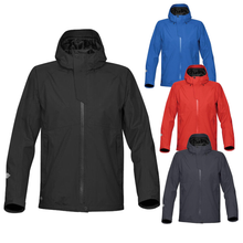 Load image into Gallery viewer, StormTech Lightning Winter Shell Jacket ST164 Azzure Blue-Custom Teamwear