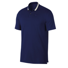 Load image into Gallery viewer, Nike Dri Vapor Mens Golf Polo NK310 Navy Golf