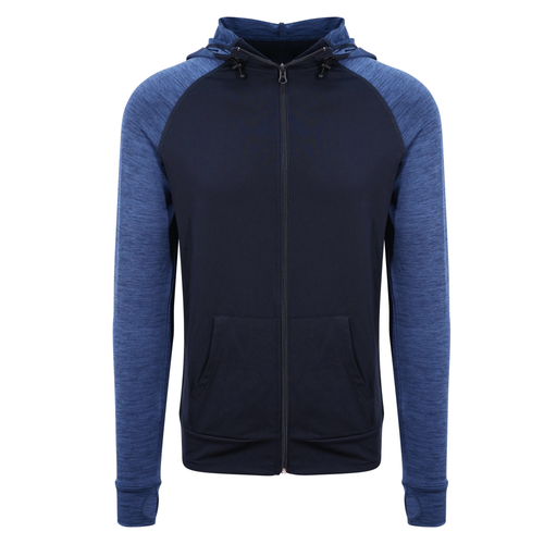 AWDis Just Cool Hoodie Training Sweatshirt JC057 Navy-Custom Teamwear