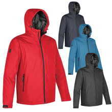 Load image into Gallery viewer, StormTech Endurance Thermal Shell Jacket ST167 Black-Custom Teamwear