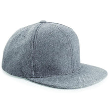 Load image into Gallery viewer, RETRO Apparel Melton Wool Snapback Cap - BrandClearance