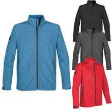 Load image into Gallery viewer, StormTech Endurance Softshell Jacket ST161 Black-Custom Teamwear