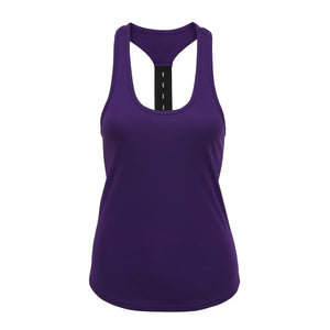 Tri Dri Coolmax Performance Strap Vest TR027 Purple-Custom Teamwear