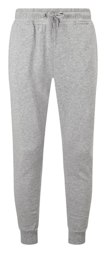 Tri Dri Slim Fit Mens Training Jog Pants Grey TR054-Custom Teamwear