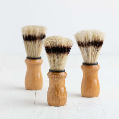 shave brush - horse hair