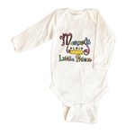 Bodysuit Long Sleeve 1056-Mommy's-Little-Prince