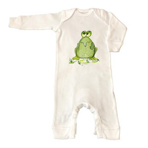 Rib Coverall Infant Baby 1063-Froggie-David