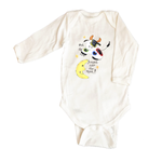 Bodysuit Long Sleeve 514-Cow-Over-the-Moon