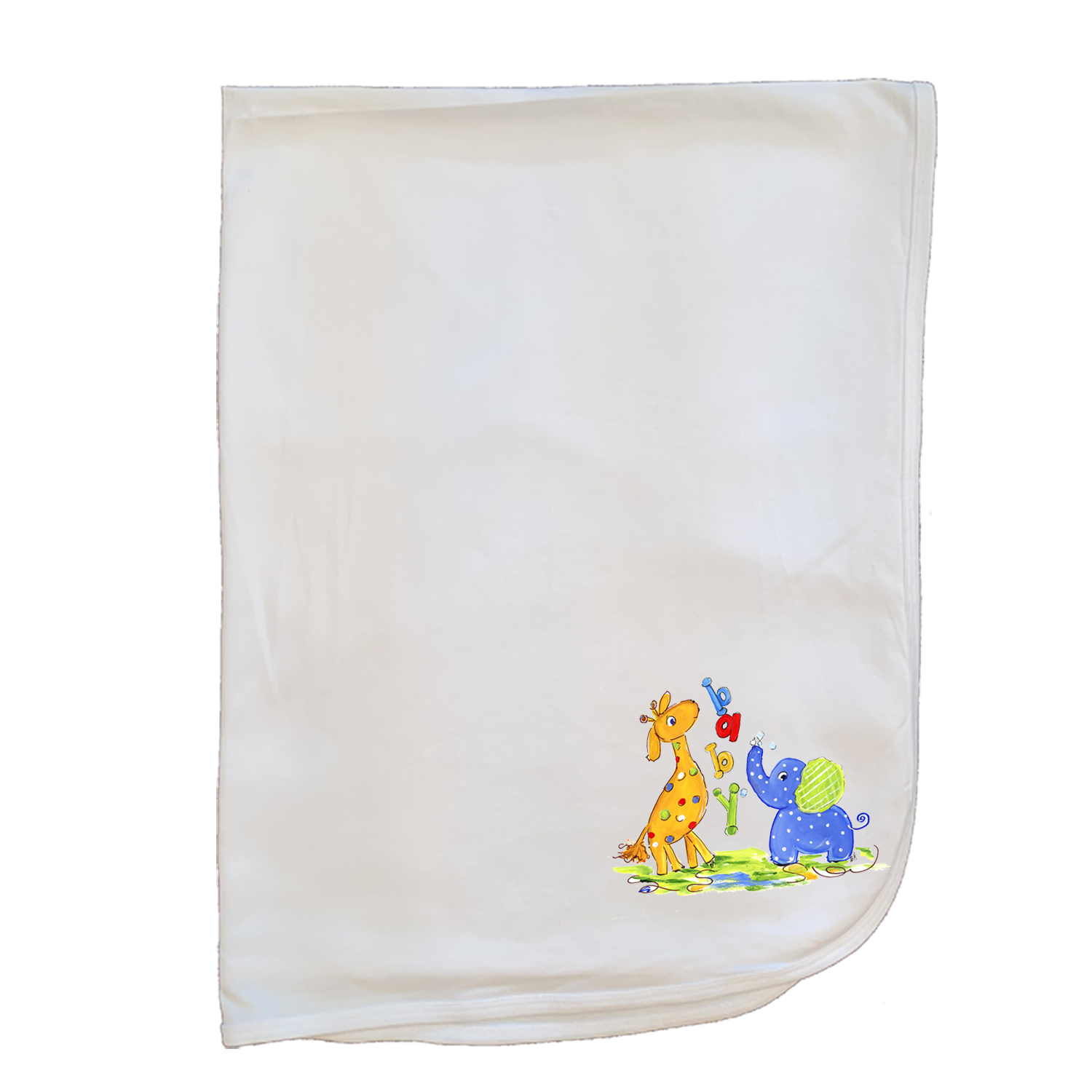 Cotton Baby Blanket 771