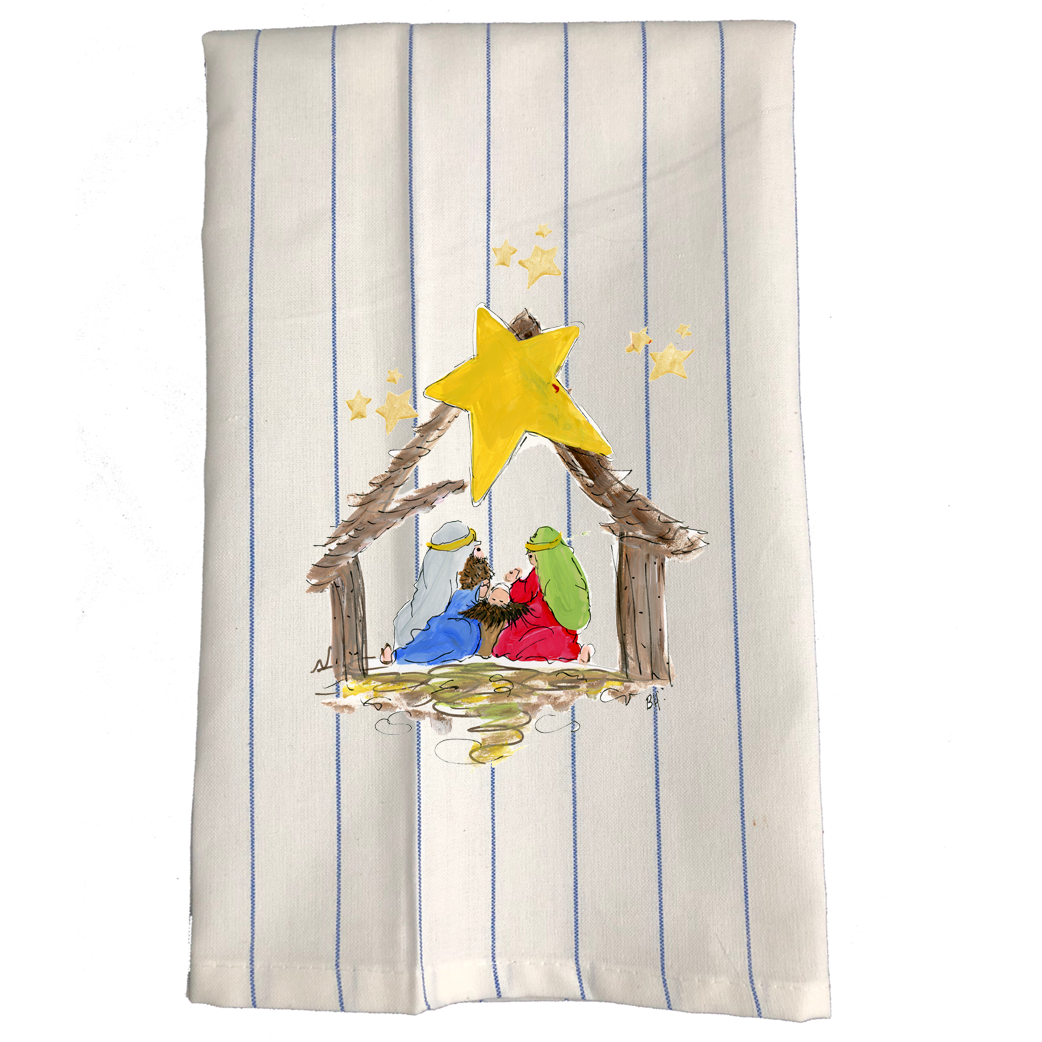 Kitchen Towel Christmas KT1021BS
