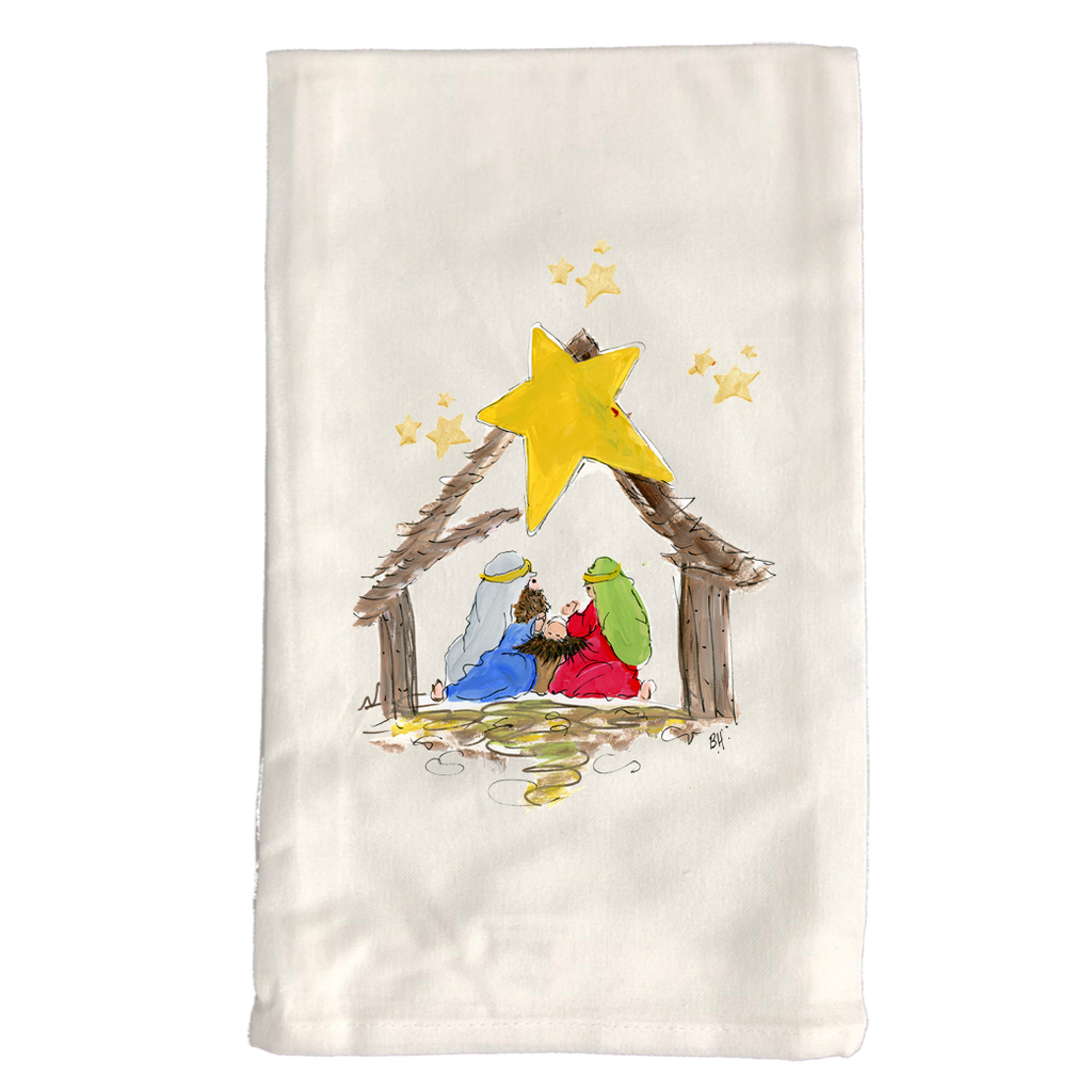 Kitchen Towel Christmas KT1021W
