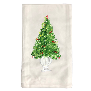 Kitchen Towel Christmas KT114W