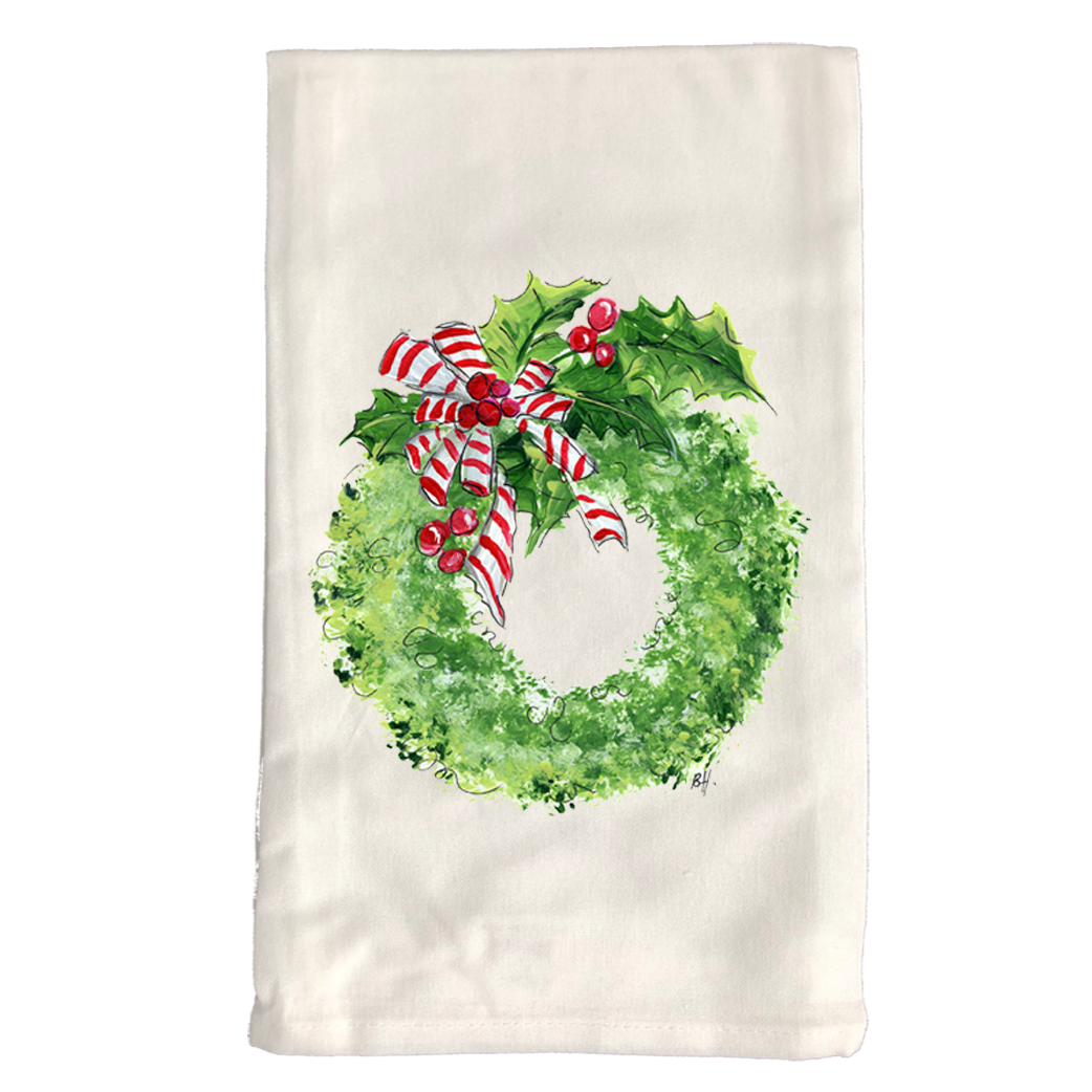 Kitchen Towel Christmas KT115W
