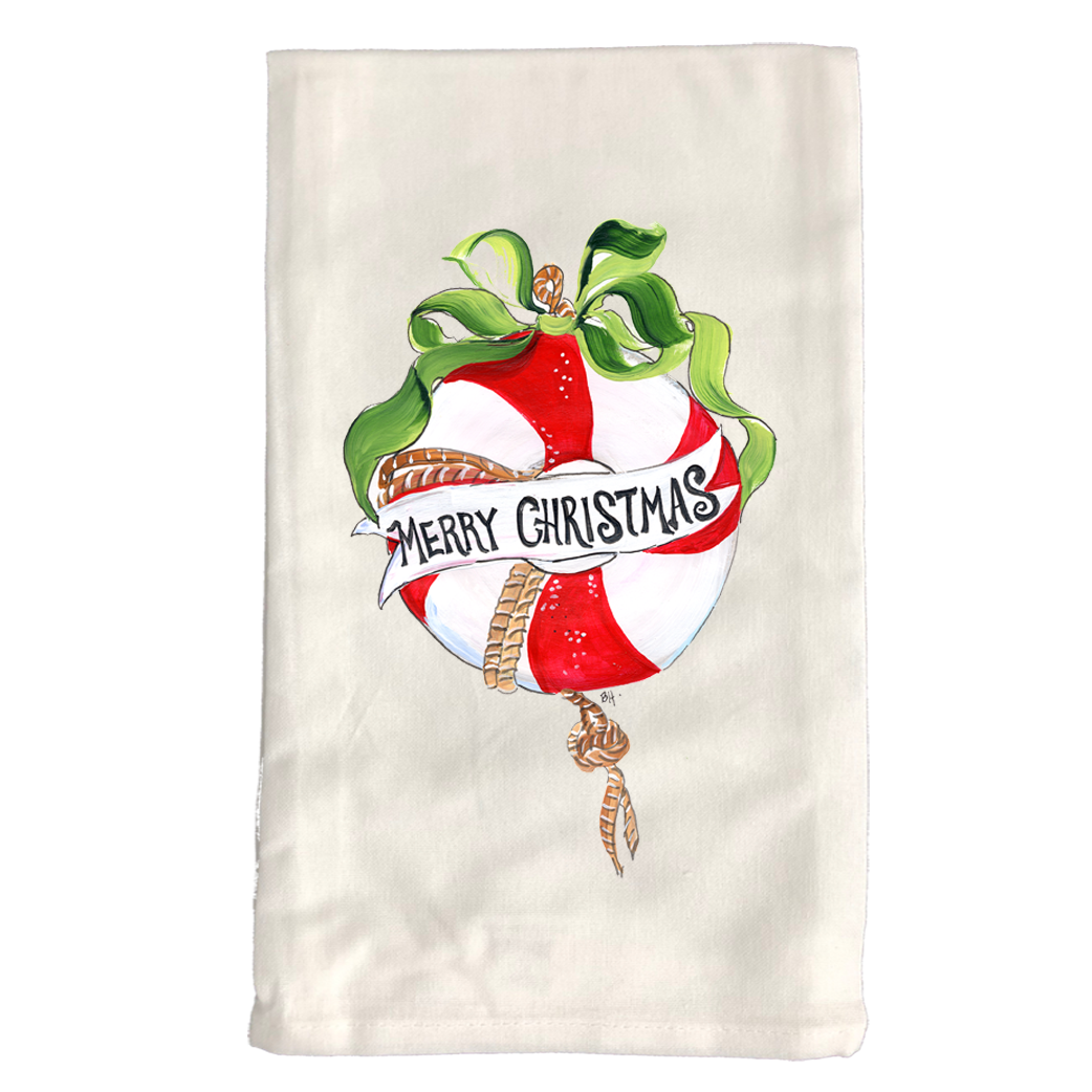 Kitchen Towel Christmas KT482W