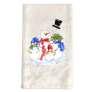 Kitchen Towel Christmas KT596W