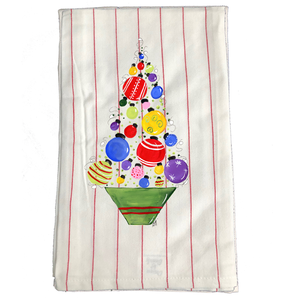 Kitchen Towel Christmas KT619RS