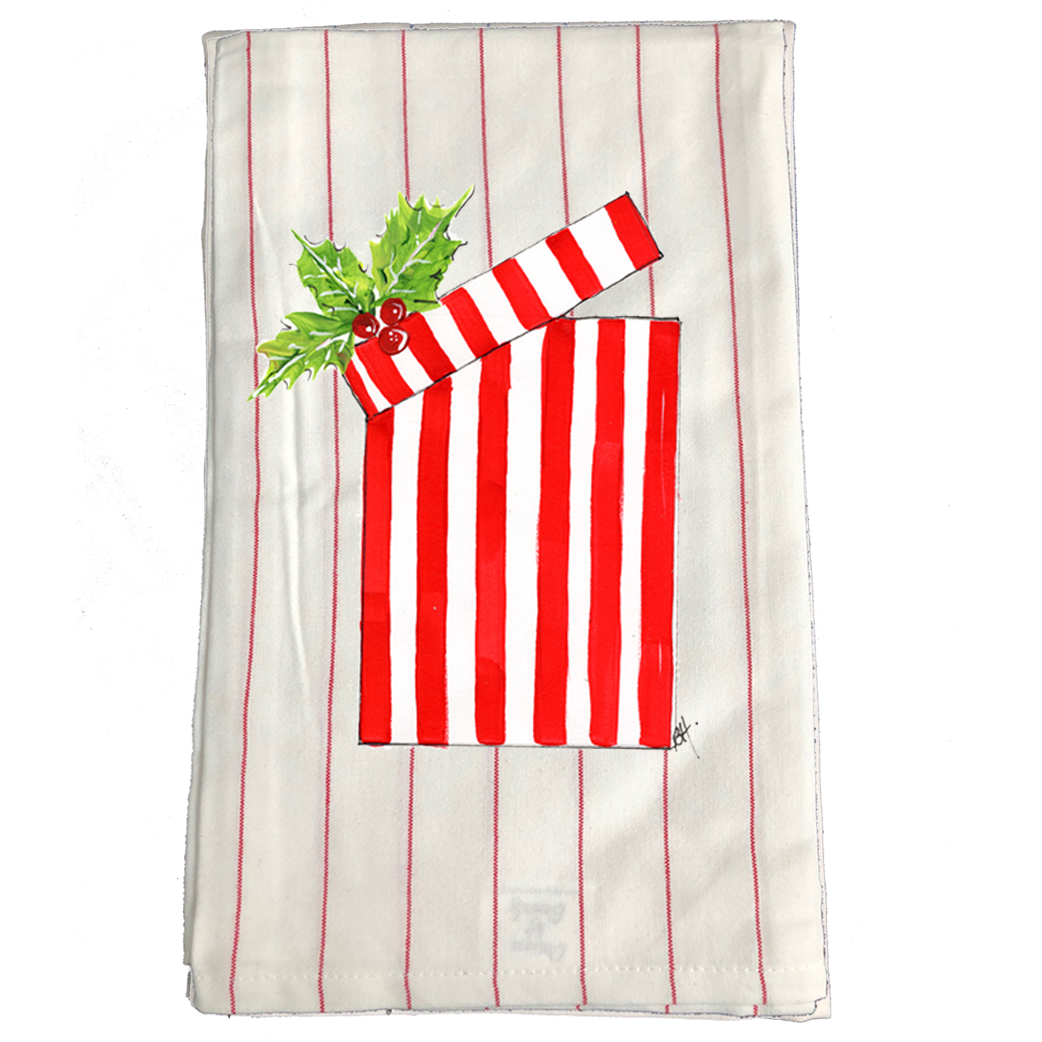 Kitchen Towel Christmas KT638RS