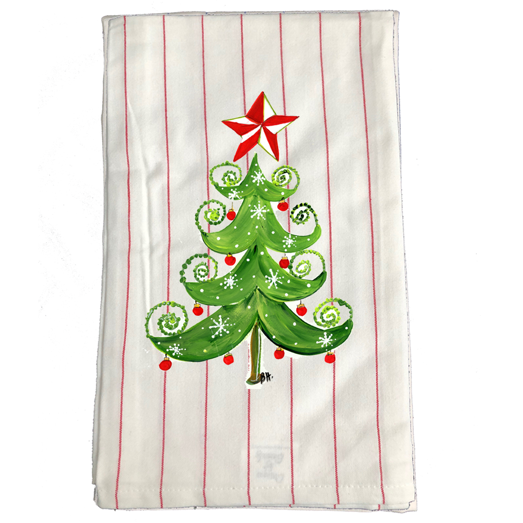 Kitchen Towel Christmas KT639RS