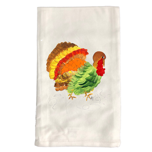 Kitchen Towel Thanksgiving KT650W