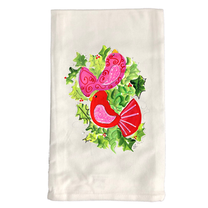 Kitchen Towel Christmas KT740W