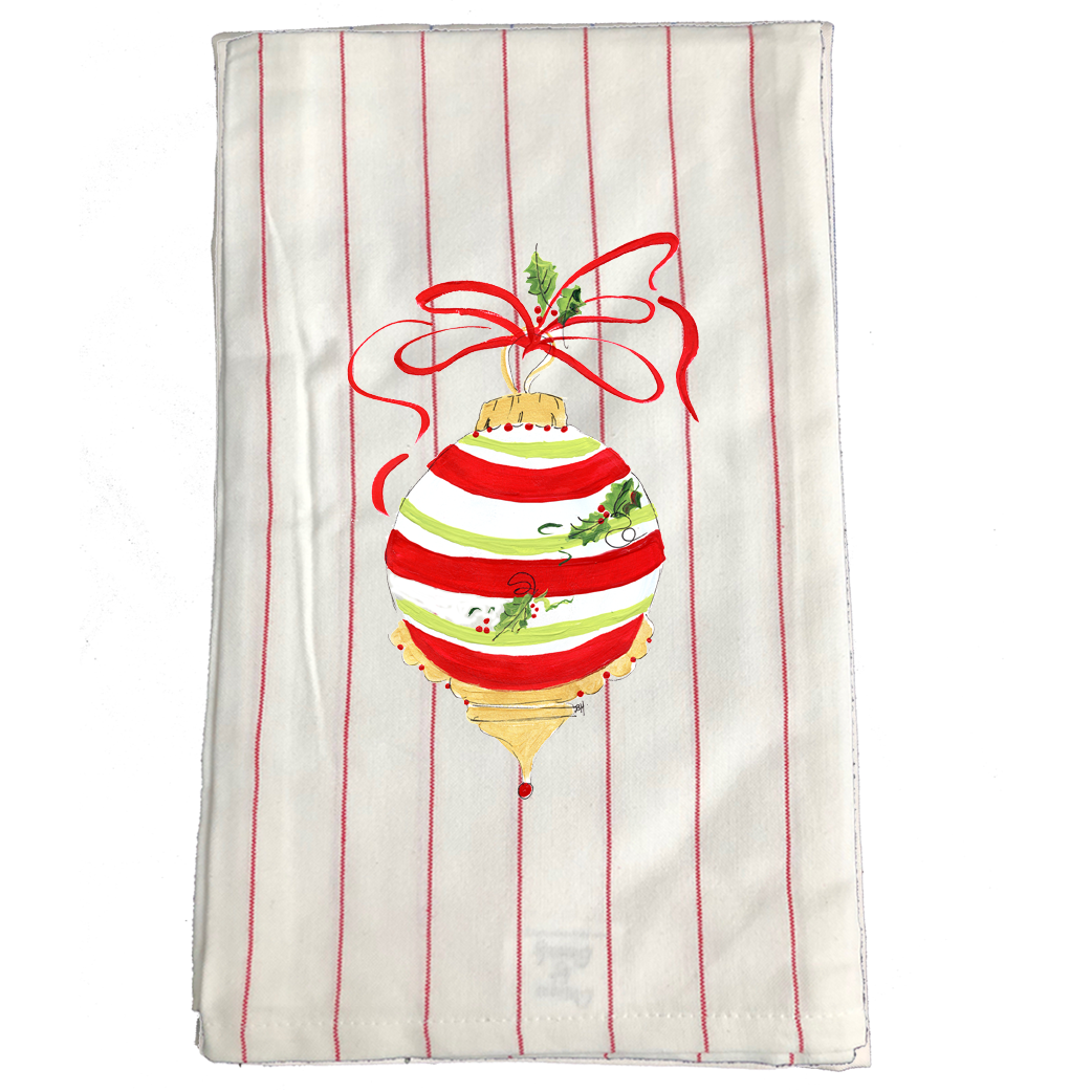 Kitchen Towel Christmas KT757RS