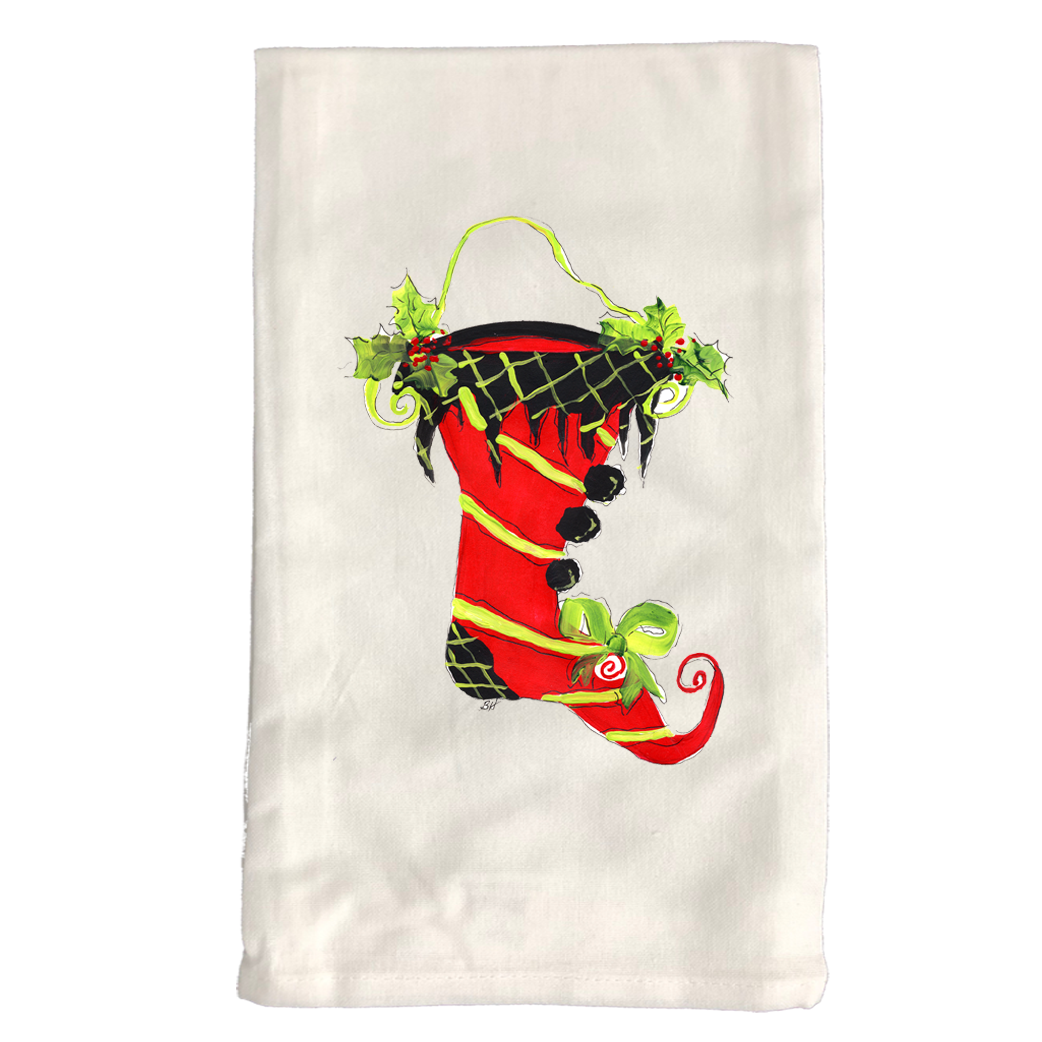 Kitchen Towel Christmas KT764W